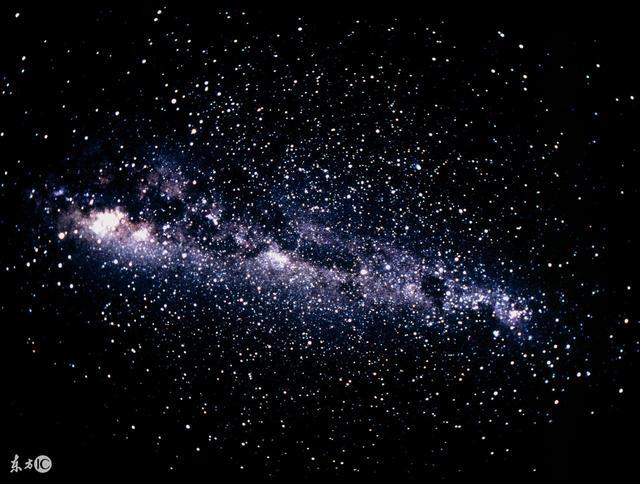 科普:為什麼天上的星星看起來一樣大? - 每日頭條