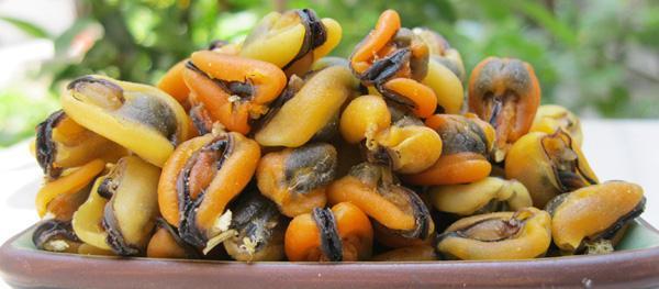 食材分享 知道「淡菜」是什麼菜嗎?味道非常鮮美。漁民最愛吃 - 每日頭條