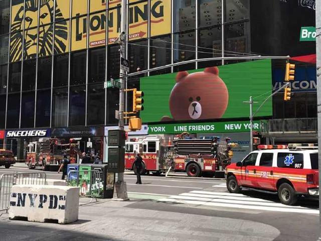 美國紐約時報廣場一輛車衝撞行人 已致1死22傷 - 每日頭條