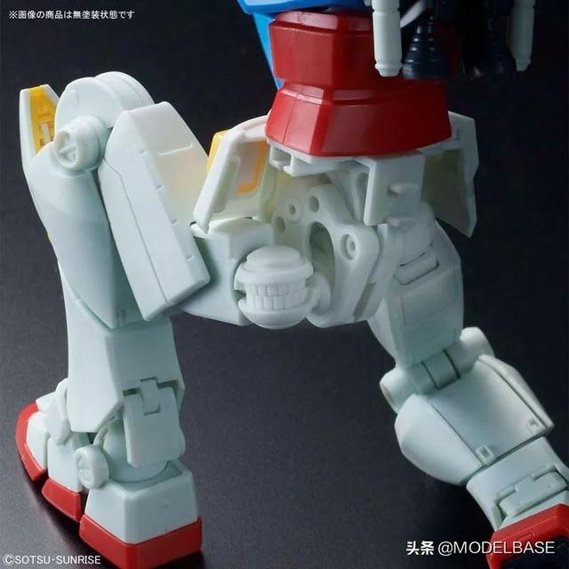 是帥還是丑?售價3000日元的HG G40高達賣點是什麼? - 每日頭條