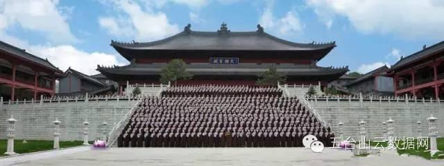 五臺山普壽寺——全國最大的尼眾佛學院 - 每日頭條