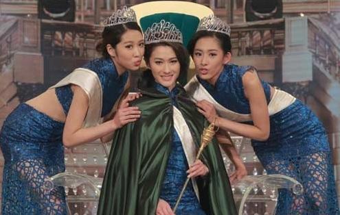 2016年國際中華小姐出爐 21歲朱亞琳奪得冠軍 - 每日頭條