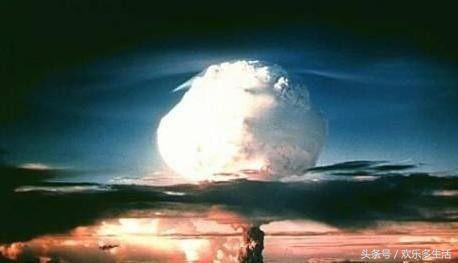 氫彈的威力到底有多大?真的不要小看這些哦。希望世界遠離戰爭 - 每日頭條