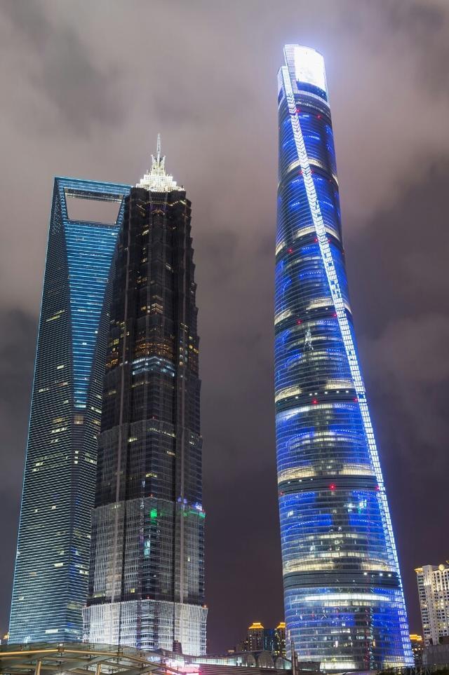 中國最高的大樓上海中心大廈 - 每日頭條