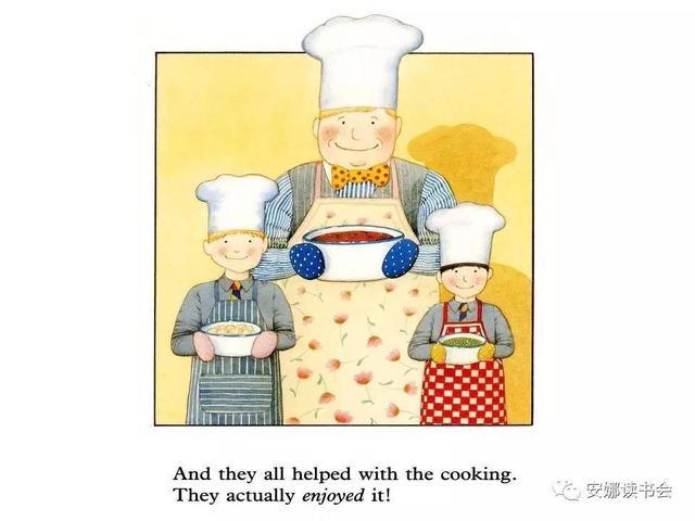 《Piggybook》讓大人和孩子集體反思的朱家故事 英文繪本精讀 - 每日頭條
