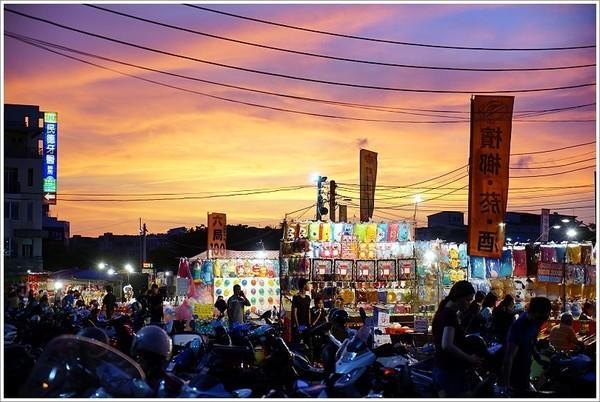 吃貨照過來!臺南市區5大必逛夜市懶人包 - 每日頭條