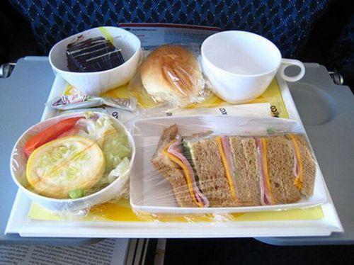 口水流一地 各國飛機餐盤點實拍好誘惑 - 每日頭條