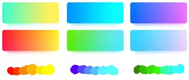 如何提取漸變色,巧用漸變技巧提升設計格調 - 每日頭條