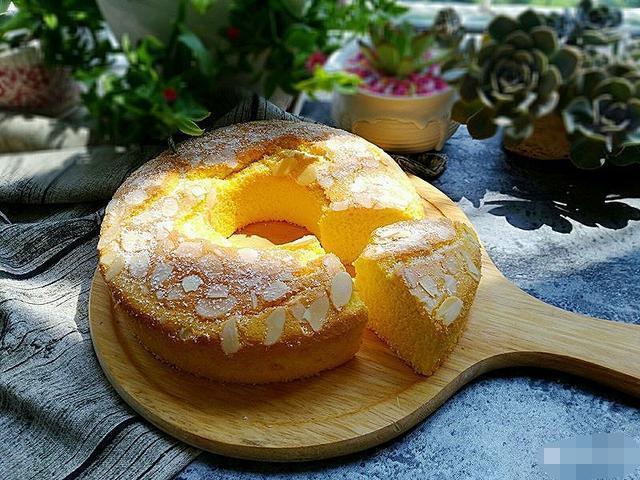 黃金海綿蛋糕的做法! - 每日頭條