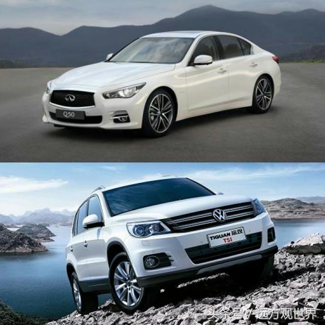 跨界車型如何對比:SUV和轎車該如何選擇這是個問題。你會怎麼選 - 每日頭條