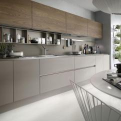 Modern Kitchen Backsplash Amazon Mat 一篇文章 让你找到喜欢的那种灰色厨房 每日头条 简约的灰色厨房 灰色的大理石后挡板和白色的台面 增加了新鲜感