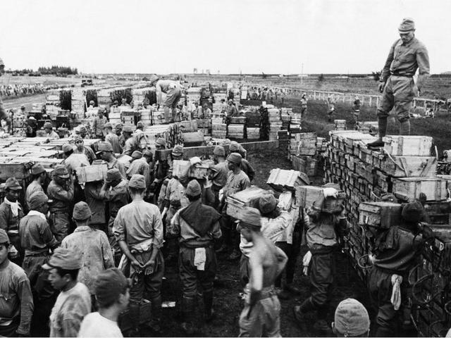 1945年日本投降後 在華日本人的悲慘一幕 - 每日頭條