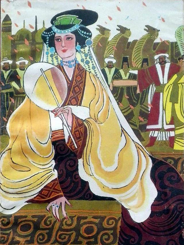 匈奴舉國攻打烏孫,索要一位漢朝的和親公主,匈奴為何這麼恨她 - 每日頭條