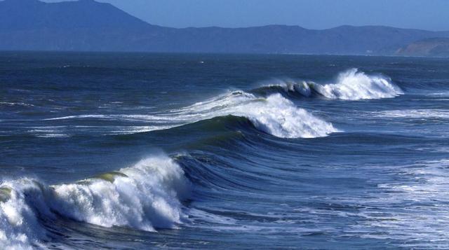 為什麼大海每天都有潮起潮落?退潮後的水都去哪了?可算是知道了 - 每日頭條