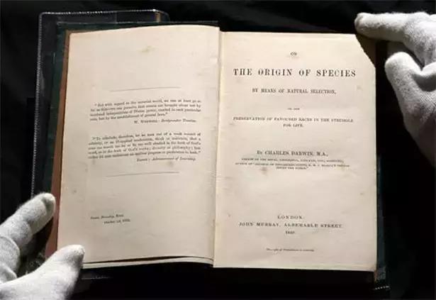 他第一個寫下自然選擇學說,逼得達爾文一年寫完了《物種起源》 - 每日頭條