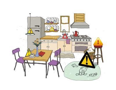 家居安全 細節更重要 - 每日頭條
