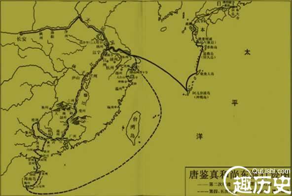 唐代著名高僧鑒真東渡到日本 - 每日頭條