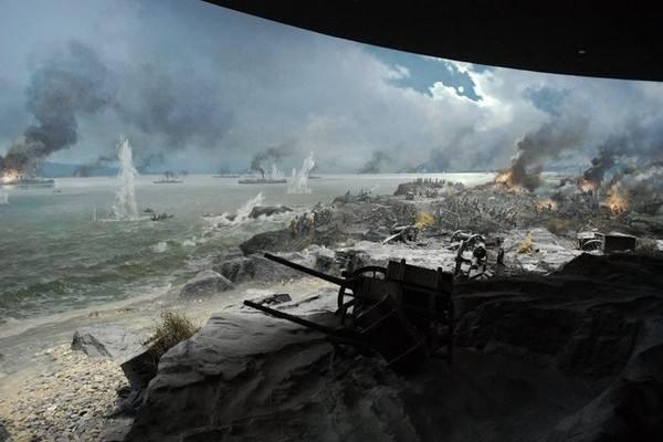 清朝甲午英烈,受到日本人厚葬!但碑文揭示了日軍惡毒用心 - 每日頭條