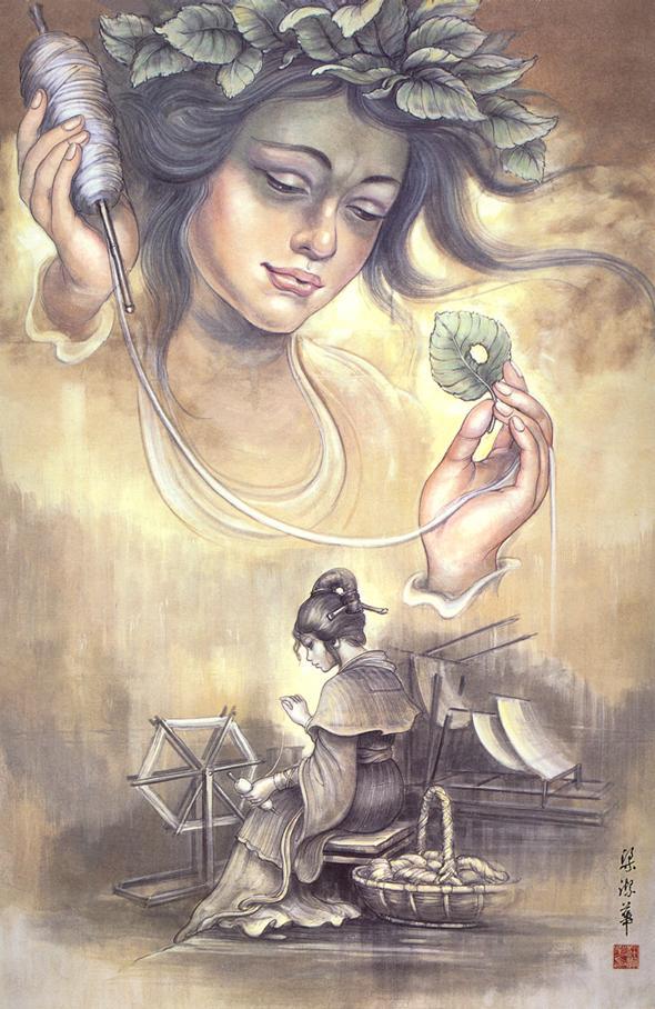 有關五帝之首的「黃帝」生母的兩種傳說 - 每日頭條