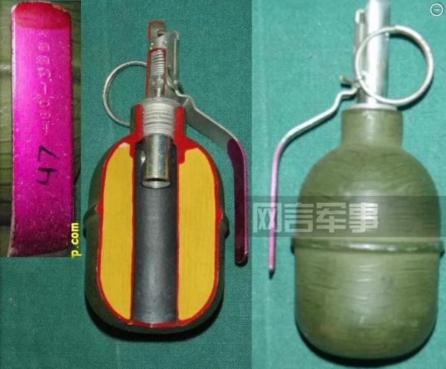 掌中死神!中國82式手雷6米範圍內迸射1600顆鋼珠 - 每日頭條