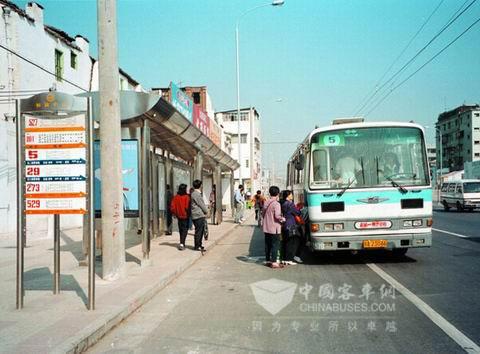 廣州公交車的歷史變遷 曾用木炭作燃料 - 每日頭條