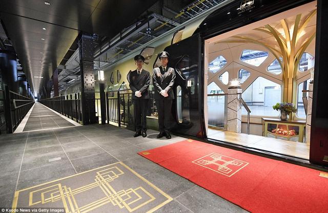 日本將推出頂級臥鋪列車之旅。車裡有豪華樓中樓套間、觀景車廂 - 每日頭條