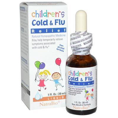 順勢療法兒童感冒藥.神奇又沒用藥水 - 每日頭條