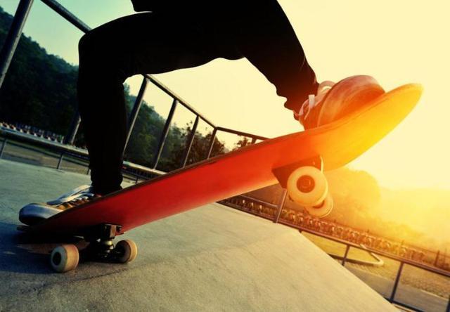 長板女神OR風中騷年——滑板知識知多少 - 每日頭條