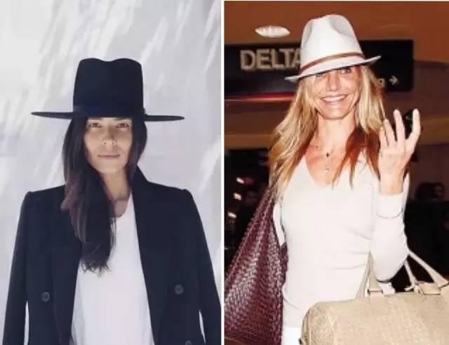 怎麼挑選適合自己的帽子?根據臉型戴法也有講究 - 每日頭條