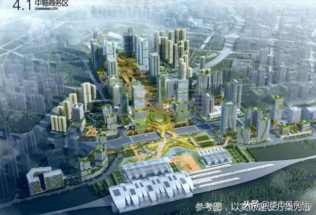 惠州惠陽南站新城要爆發了。惠州南站新城設計規劃出爐! - 每日頭條