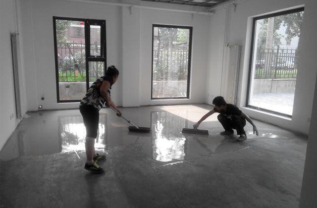 瓷磚有輻射!地板有甲醛!地面現在流行這樣弄。環保又時尚! - 每日頭條
