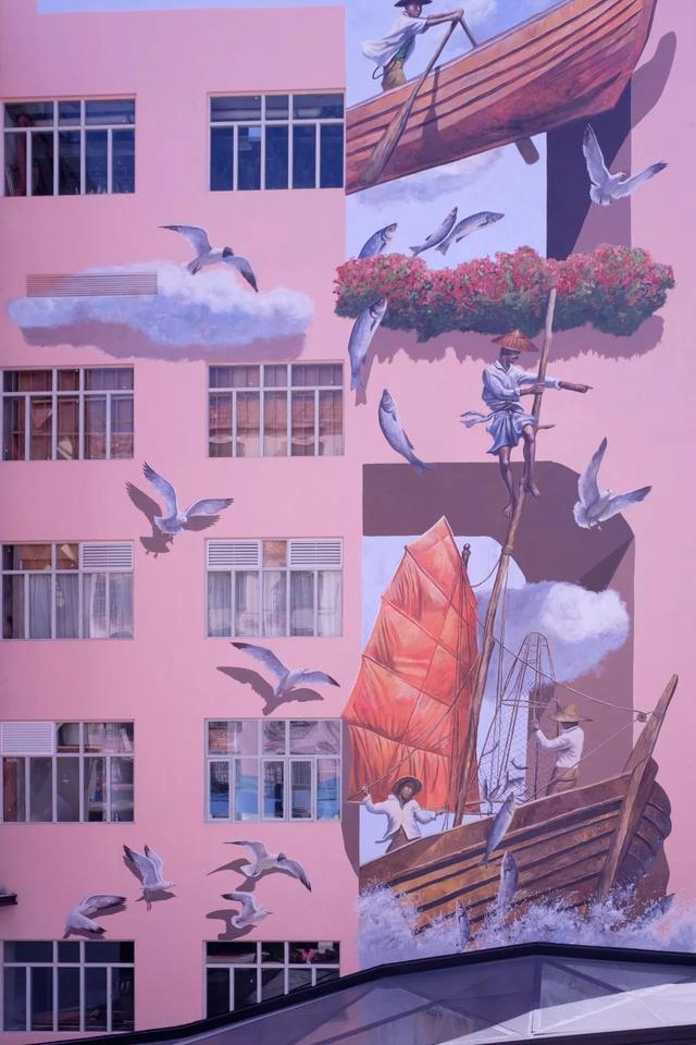 珠海旅遊攻略文藝街區之來魅力壁畫村 - 每日頭條