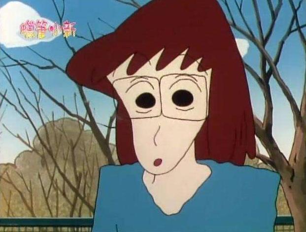 蠟筆小新:主要的女性角色宇宙大盤點,我最喜歡小葵哦~你們呢 - 每日頭條