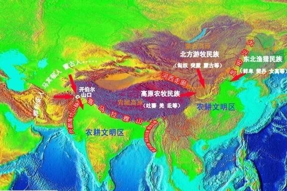 中國和印度誰的地理環境更好呢? - 每日頭條