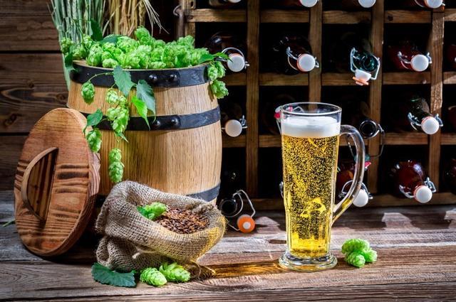 工業啤酒除了能給你啤酒肚。什麼都給不了。精釀啤酒就不一樣了 - 每日頭條