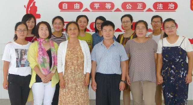 濟寧市第十二中學:名師匯聚。打造一流教學團隊 - 每日頭條