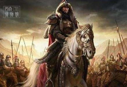 匈奴王阿提拉,蒙古可汗成吉思汗,PK一下哪個更厲害? - 每日頭條