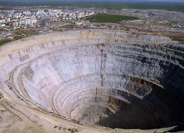 前蘇聯打開地獄之門發現了什麼 - 每日頭條