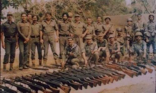印軍飲恨斯里蘭卡:被猛虎游擊隊打的潰不成軍,無條件撤出 - 每日頭條