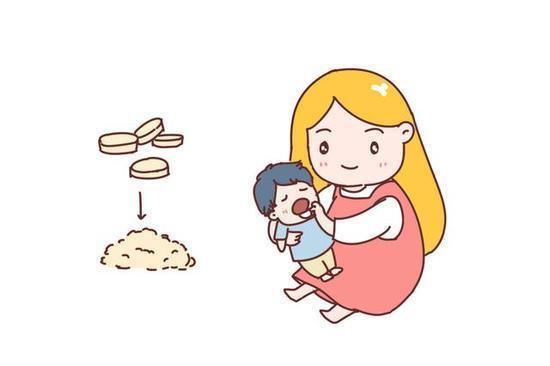 寶寶感冒後流清鼻涕和黃膿鼻涕。表示什麼? - 每日頭條
