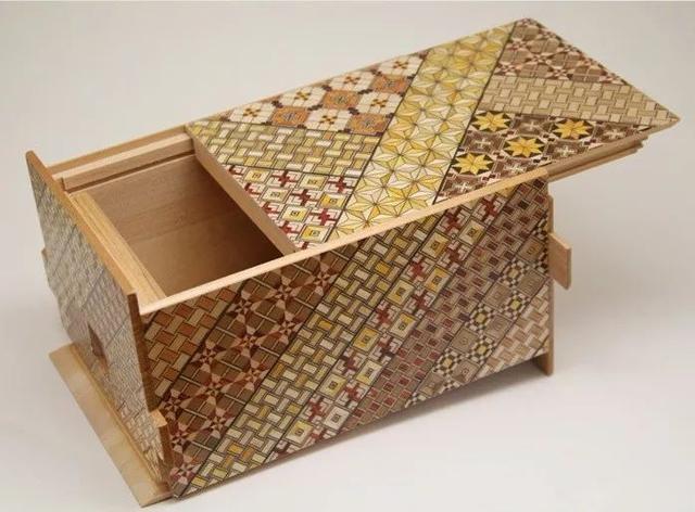 三分鐘了解日本國寶寄木細工 - 每日頭條