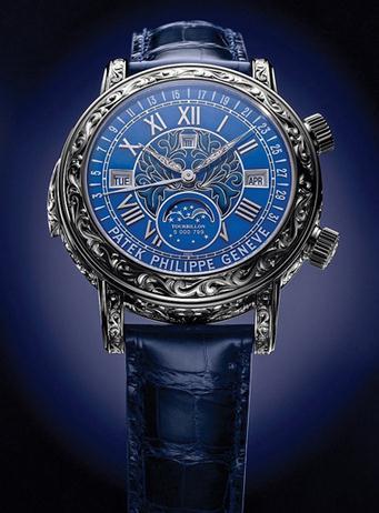 百達翡麗最貴的手錶多少錢? - 每日頭條