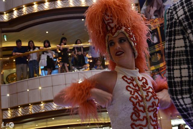 把拉斯維加斯搬到海上——東南亞最豪華的遊輪:東方公主號 - 每日頭條