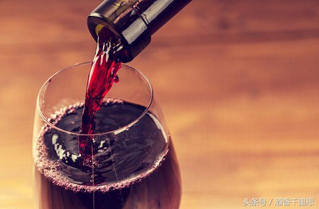 紅酒的功效與作用 - 每日頭條