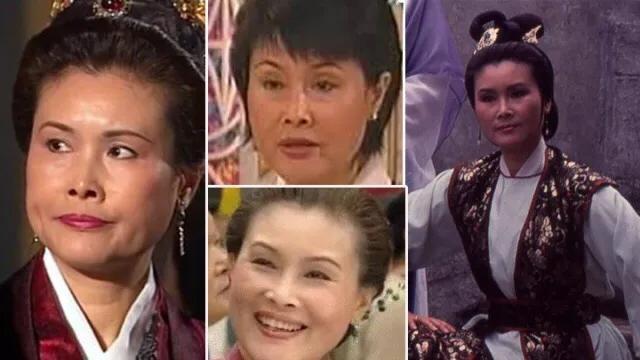 這個女演員覺得眼熟嗎?她就是TVB的資深 - 每日頭條