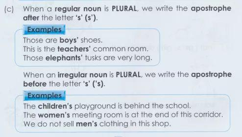 開搶:131個小學必修英語語法,用這套新加坡練習冊秒懂 - 每日頭條