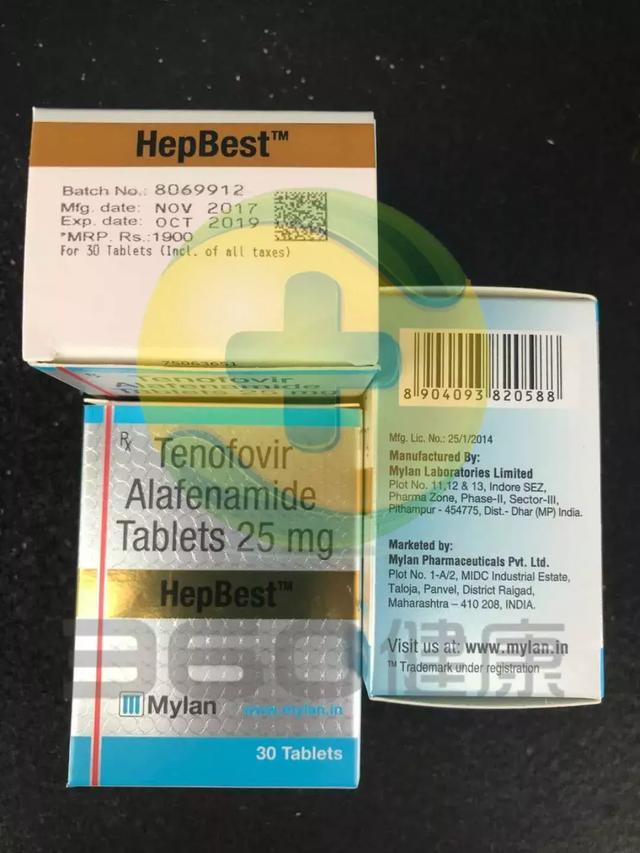 史上最強的B肝神藥TAF。最適合哪種B肝患者用 - 每日頭條