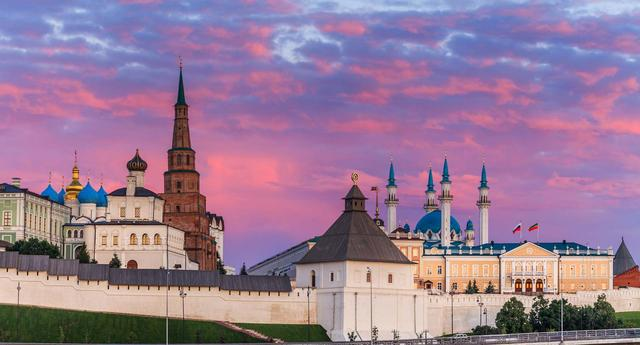 「此生必去」——俄羅斯世界盃舉辦地。韃靼斯坦共和國的喀山! - 每日頭條