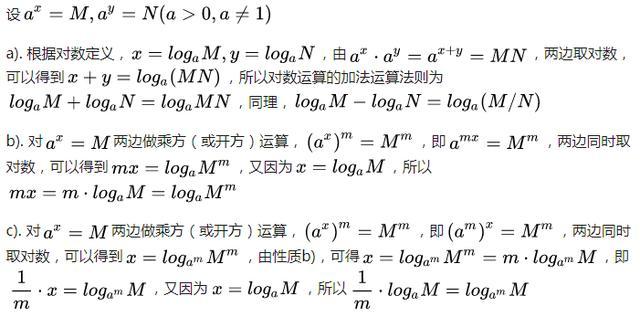 「概念深度挖掘」——基本初等函數之指數函數和對數函數 - 每日頭條