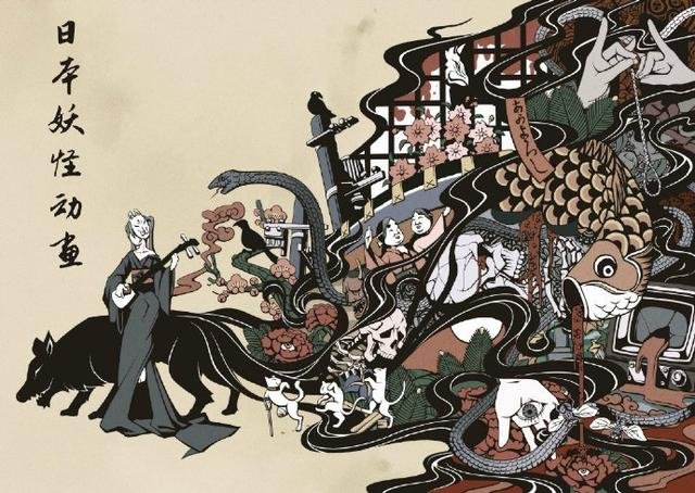 8部超棒的日本妖怪動畫推薦 - 每日頭條